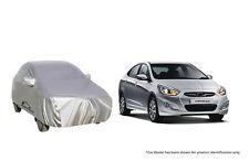 Autofurnish Car Body Cover For Hyundai Verna - Premium Silver