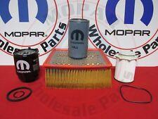 DODGE RAM 6.7L Replacement Diesel Air, Oil And Fuel Filter Kit NEW OEM MOPAR