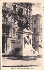# SAN REMO: MONUMENTO AI CADUTI