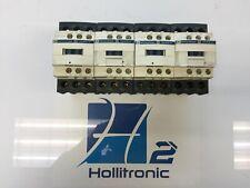 Lot of 4 Telemecanique D Square D LC1D25 Contactor
