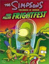 The Simpsons Treehouse of Horror Fun-Filled Fright