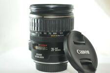 Canon EOS EF 28-135mm f/3.5-5.6 USM IS lens for EOS 3 1V A2 T6 80D D70 7D 5D 6D