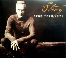 Sting - Send Your Love (CD 2003) Enhanced/video. Moon Over Bourbon Street
