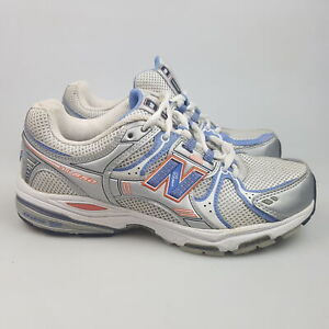 Women's NEW BALANCE '850' Sz 7 US Runners White Violet USA | 3+ Extra 10% Off