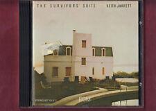 KEITH JARRETT - THE SURVIVORS SUITE CD APERTO NON SIGILLATO