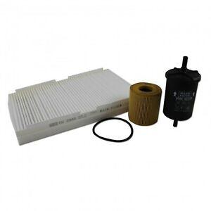 MANN-FILTEROil Cabin Fuel Filters RAPKIT310 fits Peugeot 308 T7 1.6 16V