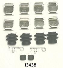 Disc Brake Hardware Kit fits 2000-2005 Toyota Avalon Solara Camry  BETTER BRAKE