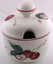 Villeroy & Boch Malaga Cherry Jam Slotted With Lid Botanica  Luxembourg