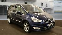 2012 Ford Galaxy 2.2 TDCi 200 Titanium X 5dr + REAR ENTERTAINMENT SUNROOF LE
