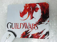 Alfombrilla raton Mousepad Guild Wars 2 logo SHIPS WORLDWIDE