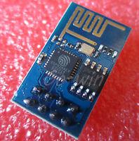 2Pcs ESP8266 Esp-01 Remote Serial Port WIFI Transceiver Wireless Module AP+STA