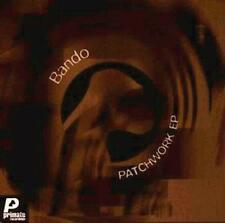 "Bando - Patchwork Ep 12"" Mint- PRMT 051 UK Techno 2001 Record"
