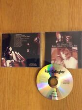Very very rare new cd - Rory Gallagher - Live in Verona ( Italy ) - 1972/2/20