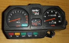 APRILIA TUAREG 50 WIND CLOCKS SPEEDO DONE 11908 MILES