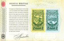 Australia-ColonoalHeritage min sheet mnh