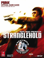 STRANGLEHOLD OFFICIAL STRATEGY GUIDE