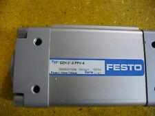 "Festo DZH-2""-2""-PPV-A 16259 Pneumatic Cylinder NOS"