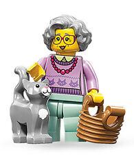 LEGO 71002 Series 11 Minifigure - Grandma - New and Mint