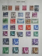 Netherlands Antilles Small Used Collection. Cat £190.