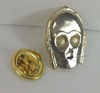 C-3PO - Star Wars TV & Movie Series - UK Imported Pin - C3PO (Anthony Daniels)