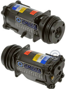 New Compressor And Clutch 20-10649 Omega Environmental