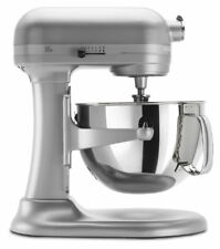 KitchenAid 6-Quart Pro 600 Bowl-Lift Stand Mixer | Nickel Pearl