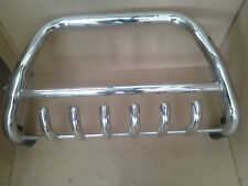 New Ford Transit 2001 - 2006 Front Bull Bar In Stainless Steel Exterior Styling