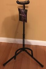 On-Stage XCG4 Guitar Stand Black EUC