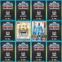 TOPPS Match Attax 2015 2016 football cards Base MOM Manchester City - VARIOUS
