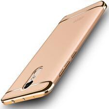 Funda protectora móvil para Xiaomi Redmi Note 4x carcasa 3 en 1 Cubierta CROMO