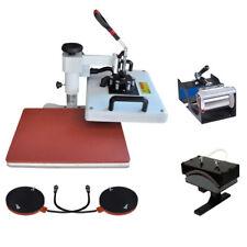 SB-400A Heat Transfer Machine Five In One Printing Machine Manual Machine Head