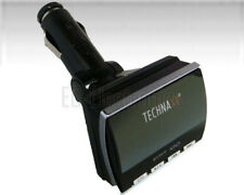 Technaxx FMT 100 FM Transmitter (LED Display, USB und Audioanschl (B001A3YELM_2)