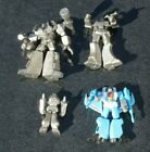Lot/4 Rare HTF Japanese Transformers NM Condition For Sale