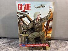 1997 G.I. Jane Joe U.S. Army Helicopter Pilot Black Americana AA Action Figure