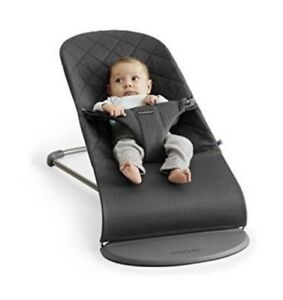Babybjorn Bouncer Bliss 3D Mesh in Anthracite