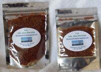 Salt, Alaea Hawaiian - Coarse - all natural sea salt - 1 - 6 oz. Packages