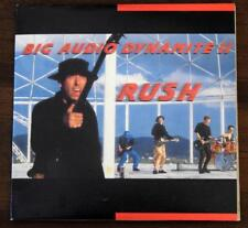 BIG AUDIO DYNAMITE *RUSH* '91 CD Single - Cardboard Sleeve 90s Music *B.A.D.*