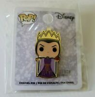 Disney Pop! Villains Snow White Evil Queen Enamel Pin Exclusive