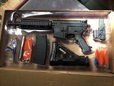 M4-A1 submachine gun gelblaster (toy)