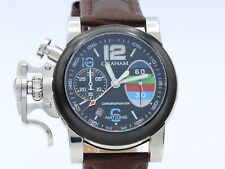 GRAHAM CHRONOFIGHTER RAC 6 NATIONS CELEBRATION LIMITED EDITION WATCH