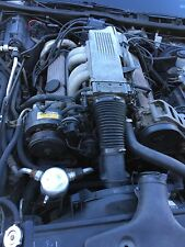 1986 CORVETTE C4 L98 TPI ENGINE W/ 700R4 AUTO TRANSMISSION 70k W/ECM AND HARNESS