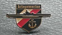 COLLECTABLES WW1 WW2 GERMAN MILITARY KRIEGSMARINE IRON CROSS PIN BADGE MEDAL
