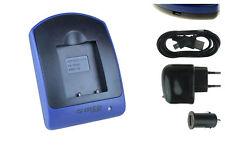 Chargeur (USB) EN-EL19 ENEL19 pour Nikon Coolpix S32, S3600, S5300, S6700, S6800