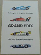 Museo Casa Enzo Ferrari 2013 Modena Karte Card no brochure prospekt book press