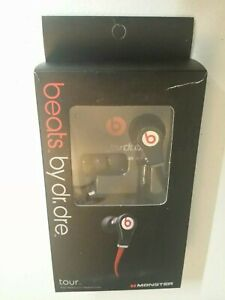 Beats By Dr. Dre Tour Monster High Resolution Headphones NEW!