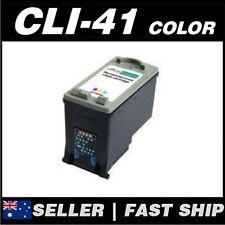 1x Color Ink for Canon CL41 CLI-41 iP2400 iP2600 FAX JX210P JX510P MP140 MP150