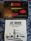 Vintage Lee Classic Loader Complete Reloading Tool 222 Remington Magnum