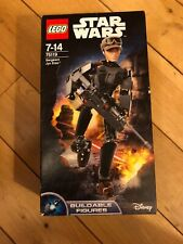 STAR WARS LEGO 75119 SERGEANT JYN ERSO BUILDABLE FIGURE BRAND NEW SEALED
