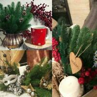 Christmas Xmas Ornaments Home Decors Artificial Branches Super H2C4 K6Z4 I9B5