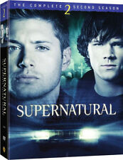 SUPERNATURAL: COMPLETE SECOND SEASON (6PC) / (AC3) - DVD - Region 1